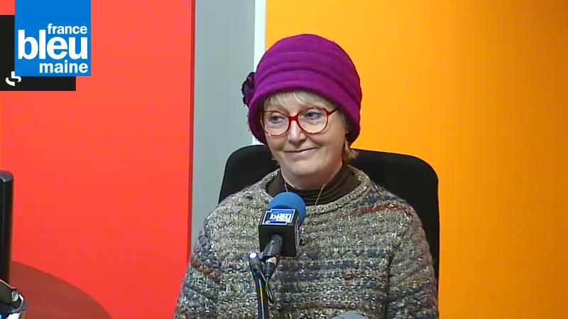 Catherine Gouhier, secrétaire du CRIIREM