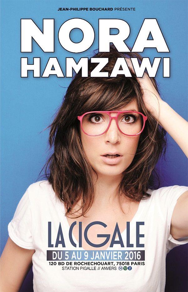 Nora Hamzawi, dans le Café des Artistes!  - Radio France
