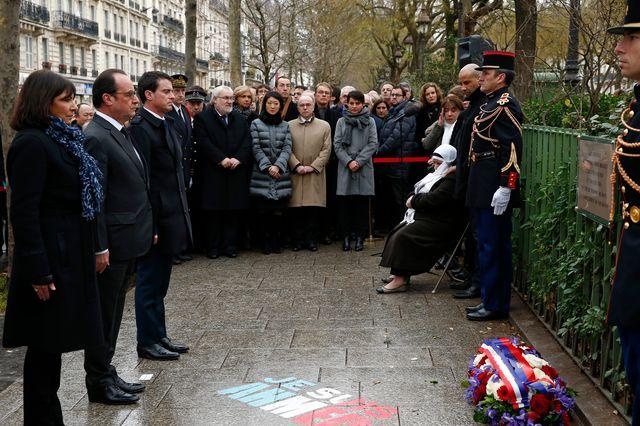 Attentats de janvier : cérémonies d'hommage aux victimes
