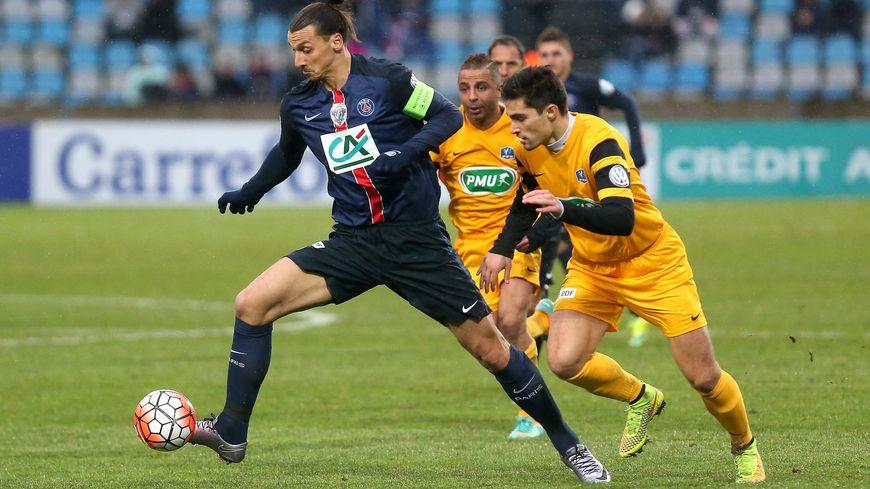 PSG - Wasquehal en Coupe de France