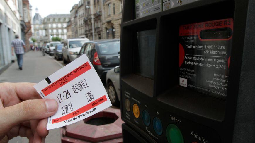 Entre 50 centimes et 2,10 euros de l'heure pour stationner à Strasbourg