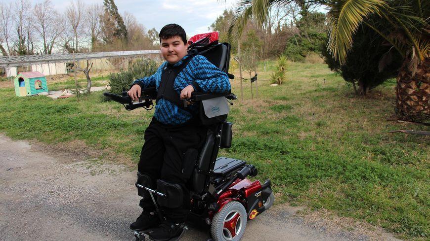 Lucas, 13 ans va devoir subir une lourde opération