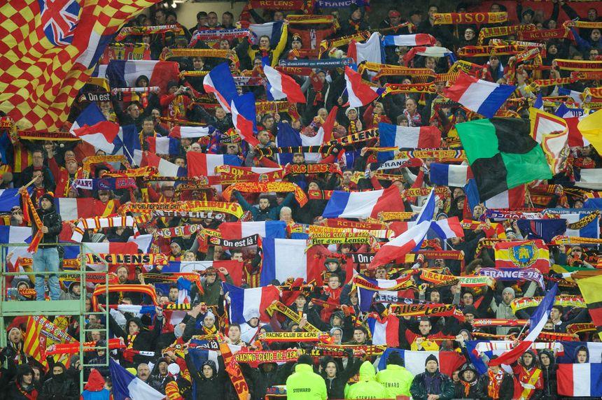 Le Stade Bollaert, à Lens - Maxppp