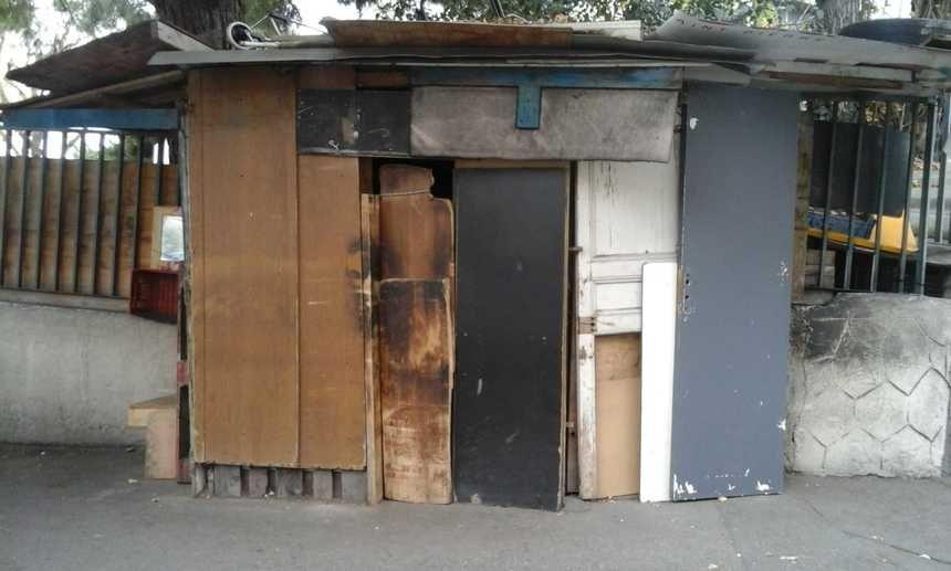 La cabane dans laquelle Jean-Marcel a vécu pendant 18 ans - Radio France