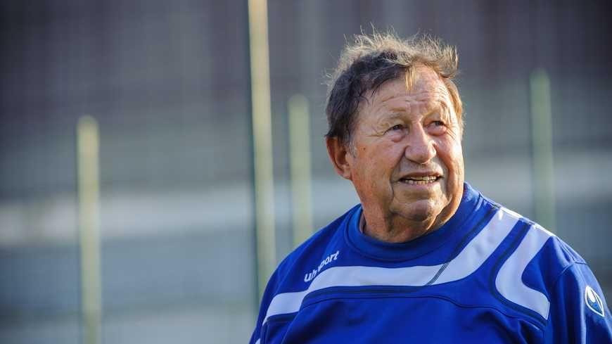 Guy Roux, ancien entraîneur de l'AJ Auxerre