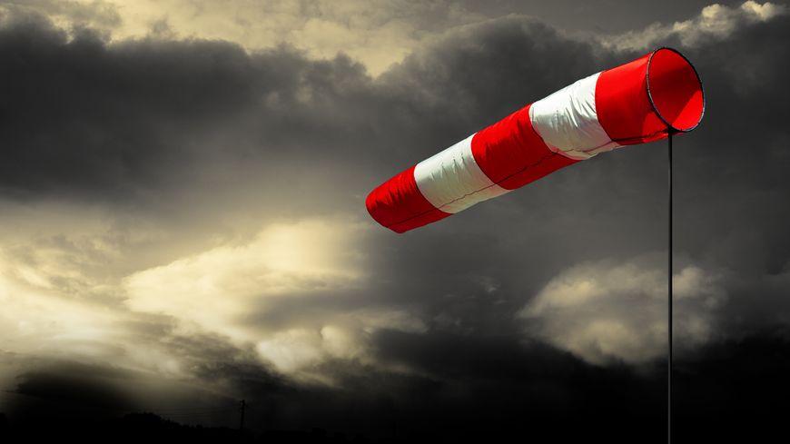 Le grand Est de la France est en vigilance jaune au vent violent