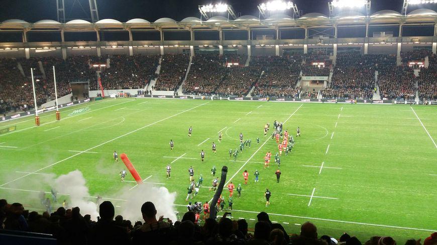 L'état de la pelouse s'est dégradé depuis le match entre Toulouse et Toulon