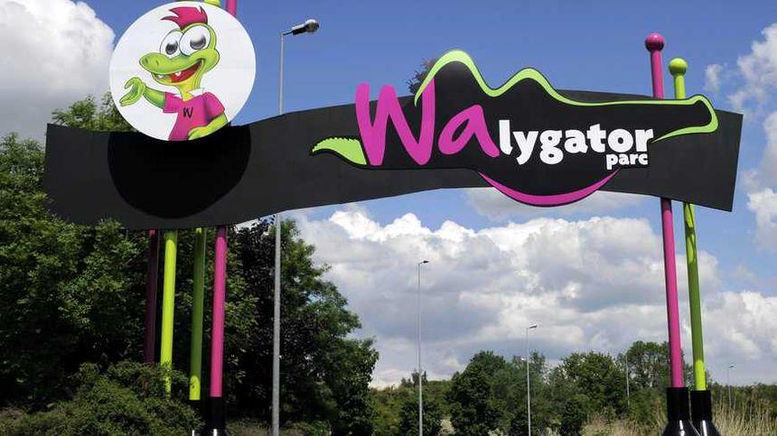 Le parc Waligator de Maizières-lès-Metz - Maxppp
