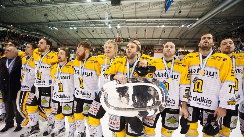Le RHE s'impose 4/0 face aux Danois de Herning