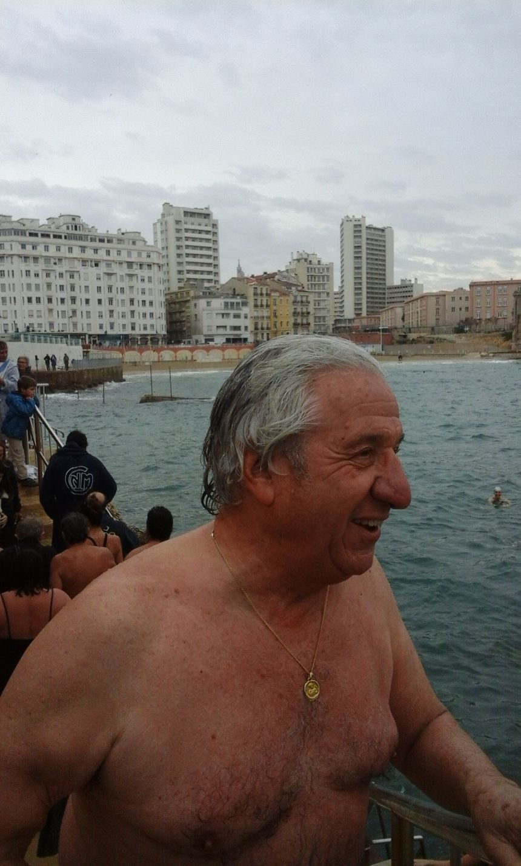 Paul Leccia, Président du Cercle des Nageurs de Marseille - Radio France