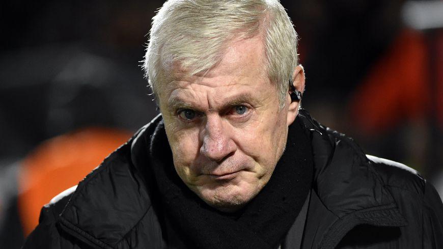 Luis Fernandez, ex-entraîneur du PSG, invité de Tribune 100% Ducrocq