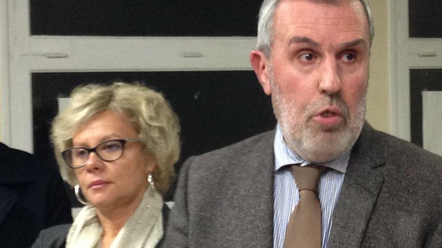 Dominique Bousquet a été élu avec 400 voix contre 251 pour Thierry Boidé.
