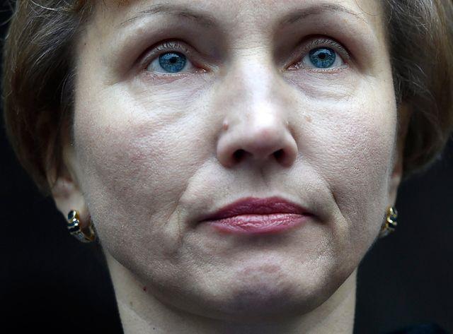 La veuve de Alexandre Litvinenko.