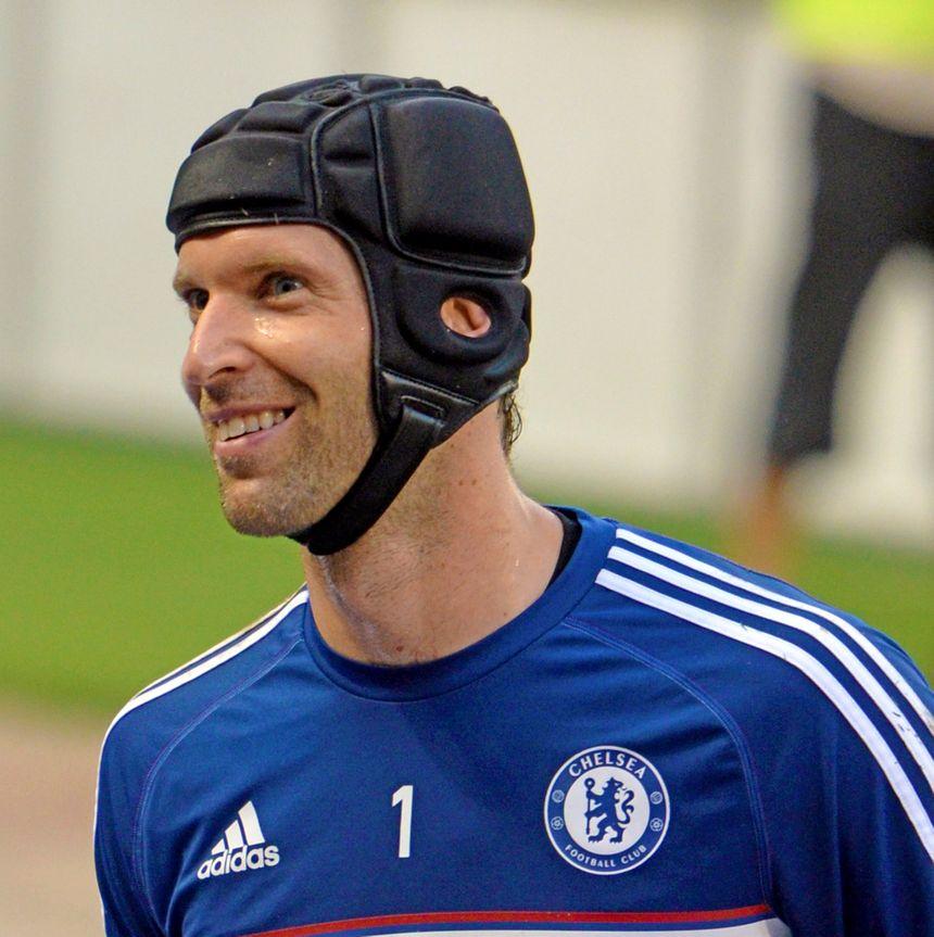 Petr Cech, le gardien de but de la République Tchèque - Aucun(e)