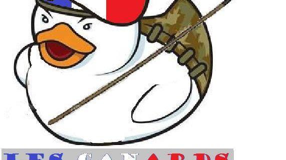 """le logo de la page Facebook """"Canards en colère"""""""