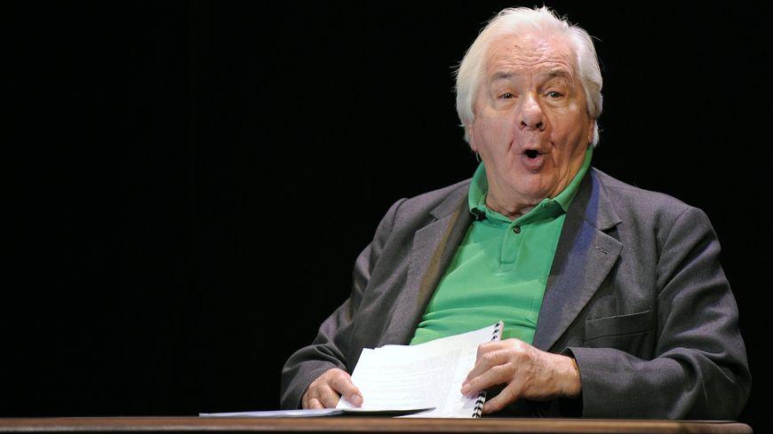 Michel Galabru au théâtre (festival de Ramatuelle)