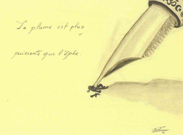 Océane, dessin extrait du livre #JEDESSINE