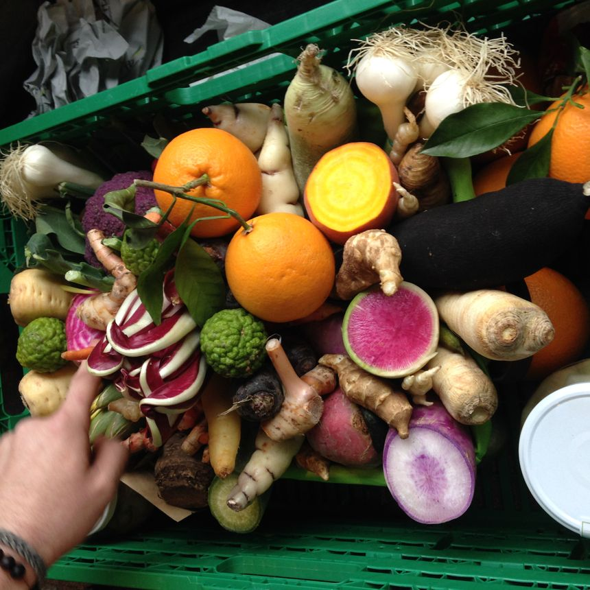 Légumes et fruits de saison - Radio France