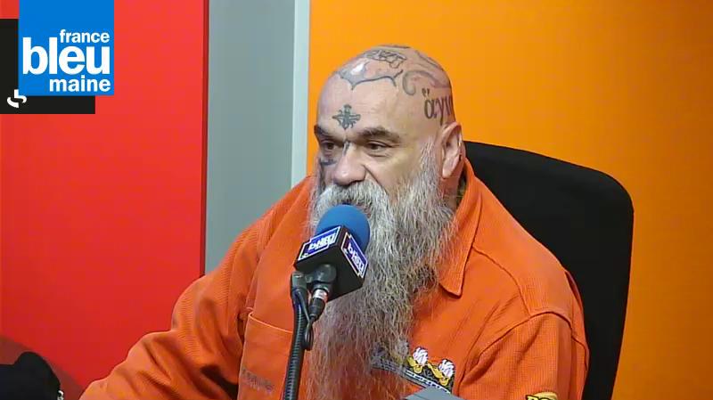 Pierre Favre, ex chanteur punk des Garçons Boucher