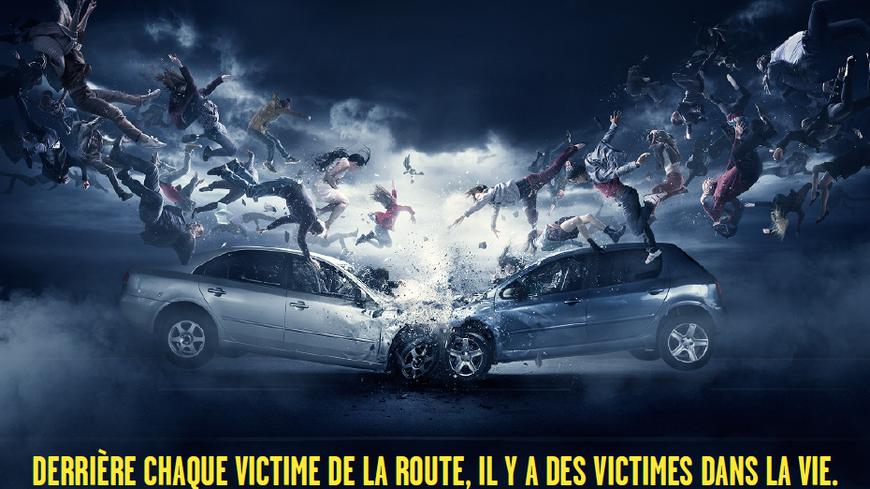 """""""Onde de choc"""", la campagne préventive de la Sécurité routière"""