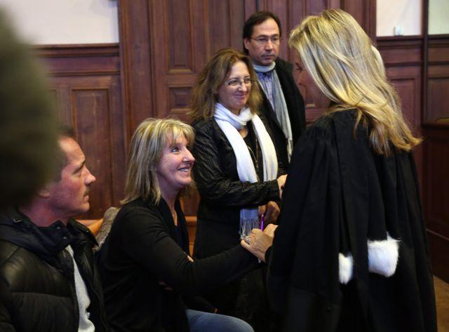 Les filles de Jacqueline Sauvage demandent la grâce présidentielle pour leur mère.