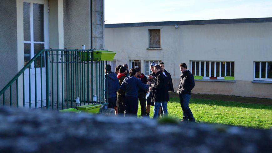 De nouveaux migrants à Saint-Bris( photo d'archive)
