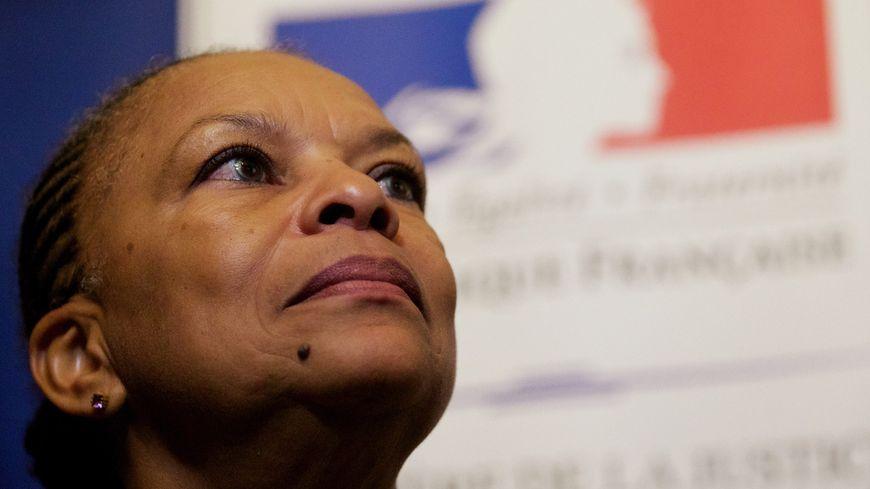 Christiane Taubira aura été ministre de la Justice pendant presque quatre ans
