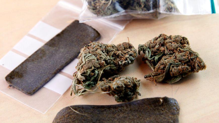 Cannabis prêt pour la vente au détail