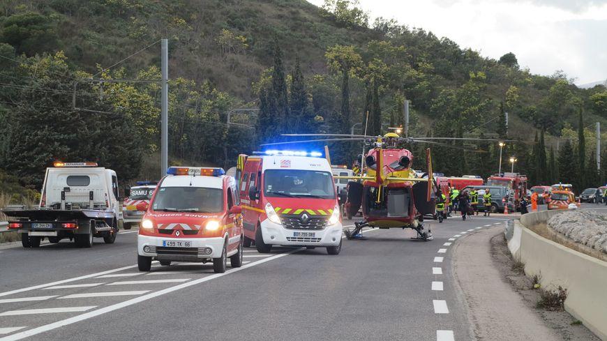 Un p re de famille meurt dans un grave accident de la for Accident mortel a salon de provence