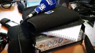 Reportage nagra france bleu