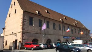 L'Hôtel de la monnaie à Molsheim