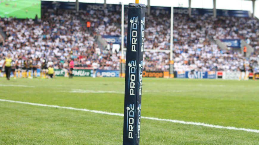 Rugby / Pro D2 (illustration)