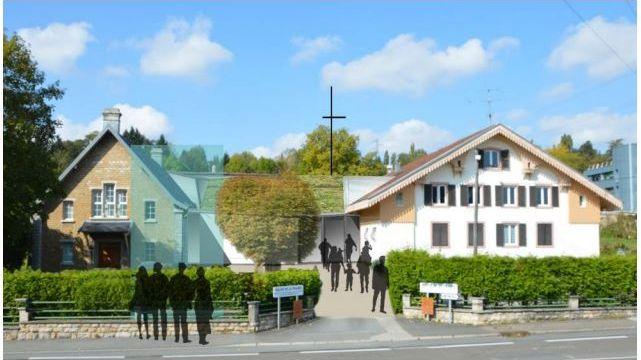 L'église mennonite de Montbéliard voudrait construire un nouveau bâtiment.