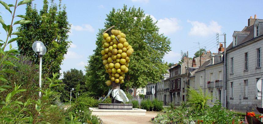 La grappe de Montlouis-sur-Loire -