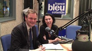 David Margueritte et Stéphanie Mounier