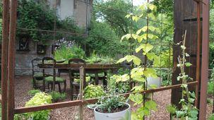 jardin de la Blies