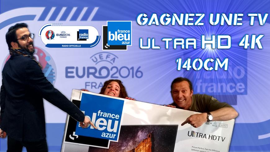 loisirs evenements gagnez une tv ultra hd k cm balle au centre pour l uefa euro
