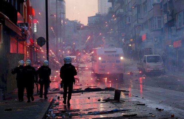heurts en turquie après les manifestations en hommage à un adolescent