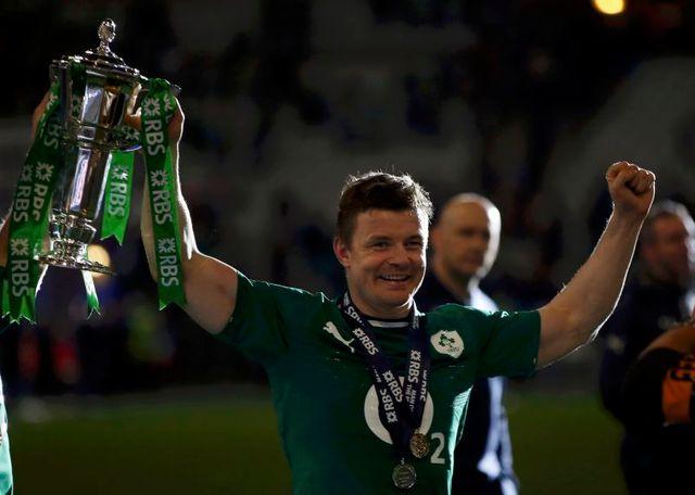 o'driscoll fait ses adieux sur une victoire du xv irlandais