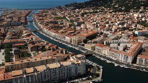 La ville de Sète