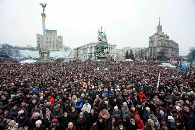 l'ukraine mobilise ses réservistes
