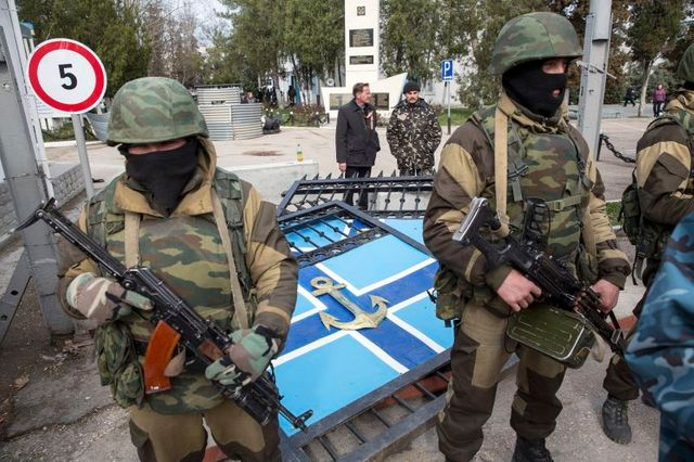 le chef de la marine ukrainienne libéré en crimée