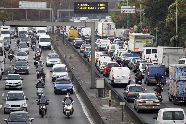 un décret pour limiter la vitesse du péripherique à 70km/h