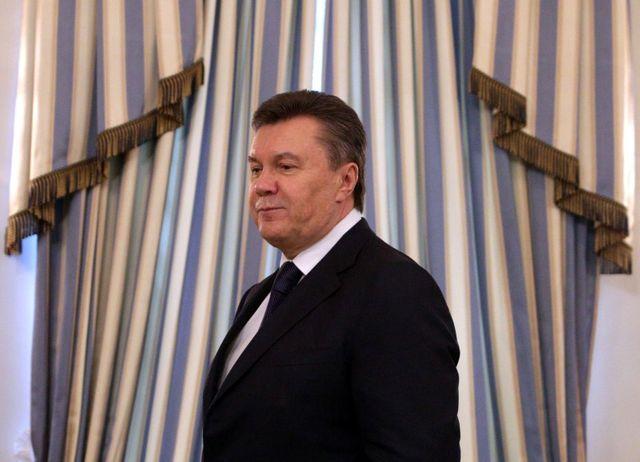 viktor ianoukovitch se dit toujours président de l'ukraine