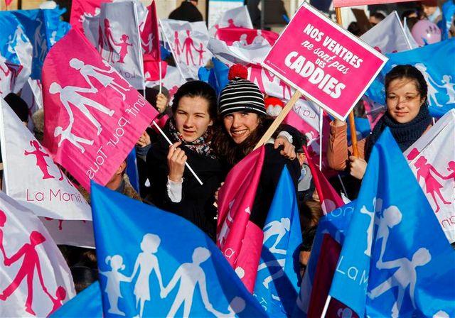 nouvelle mobilisation des opposants au mariage homosexuel