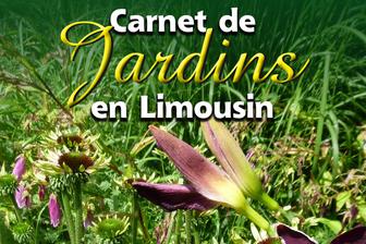 Image principale Carnet de jardins Limousin