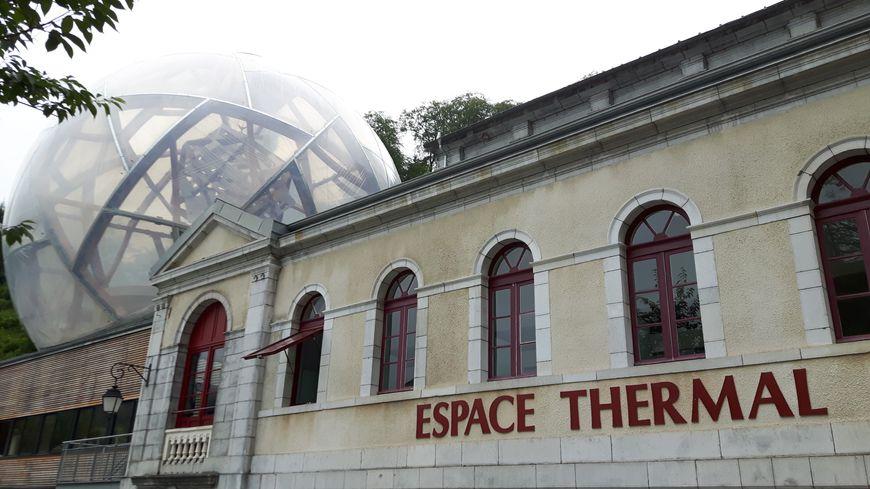 L'espace thermal des Eaux-Bonnes est resté fermé pendant plus d'un an, à cause du retard des travaux.