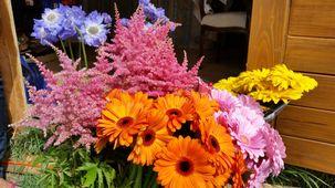Emmanuelle Foglia, décoratrice florale