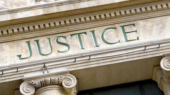Palais de justice (Illustration)