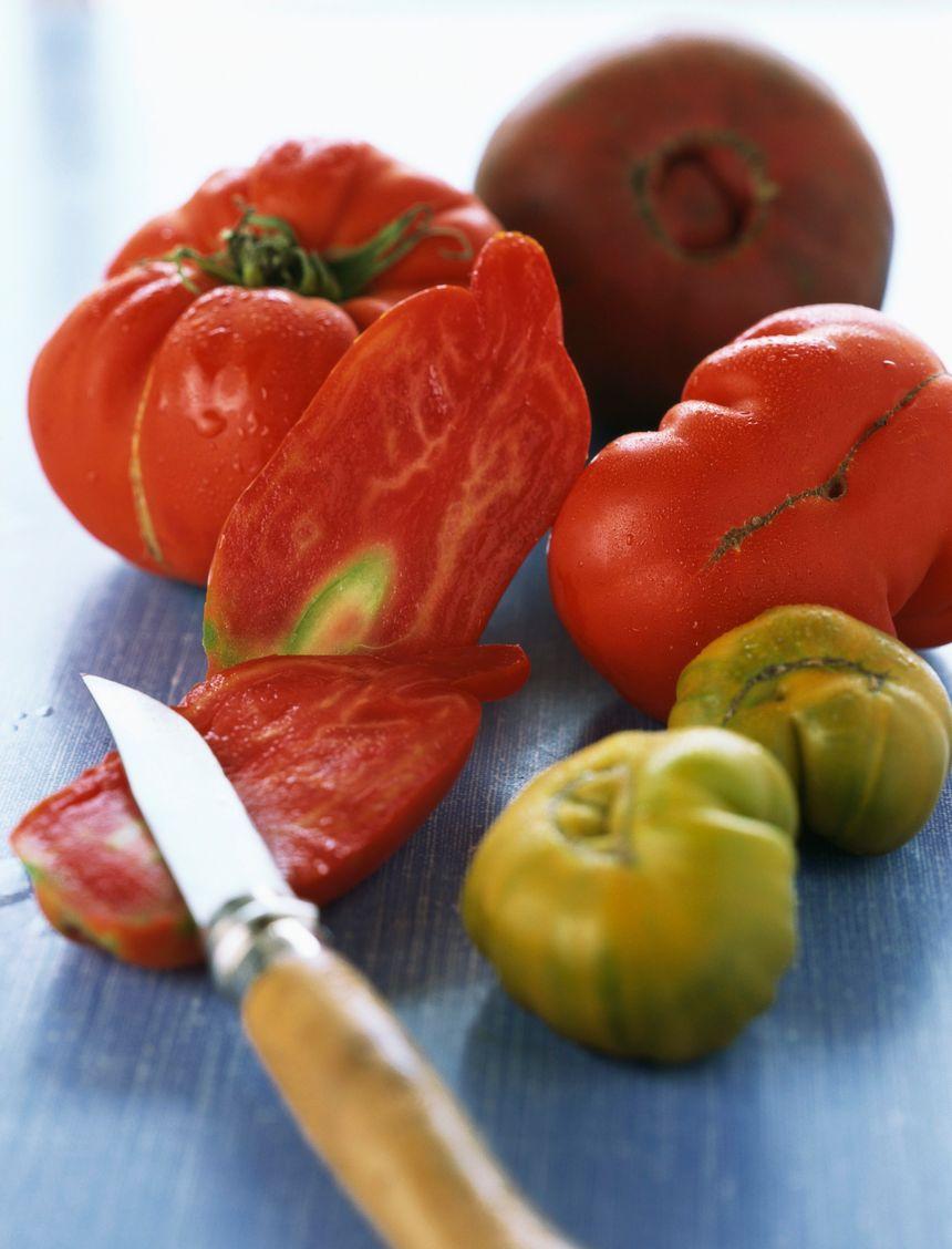 La tomate dans tous ses états ! - Getty